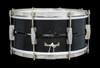 1930s Gretsch Renown Model Brass Snare Drum Broadkaster :  6.5 x 14