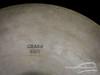 "1978-81  Zildjian EAK 20"" Crash Ride Vintage Cymbal : 2080 Grams"