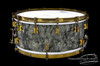 1930s Frank Wolf '2-to-1' Model Snare Drum :  6.5 x 14
