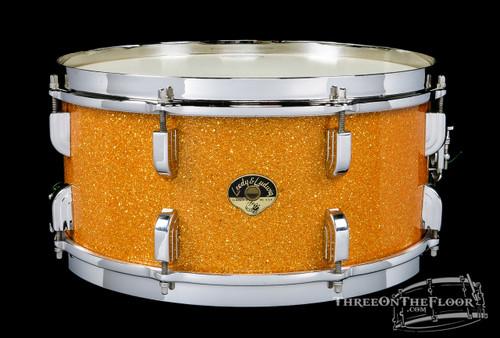 1955 Leedy & Ludwig Broadway / Pioneer Model Vintage Snare Drum :  6.5 x 14 **SOLD**