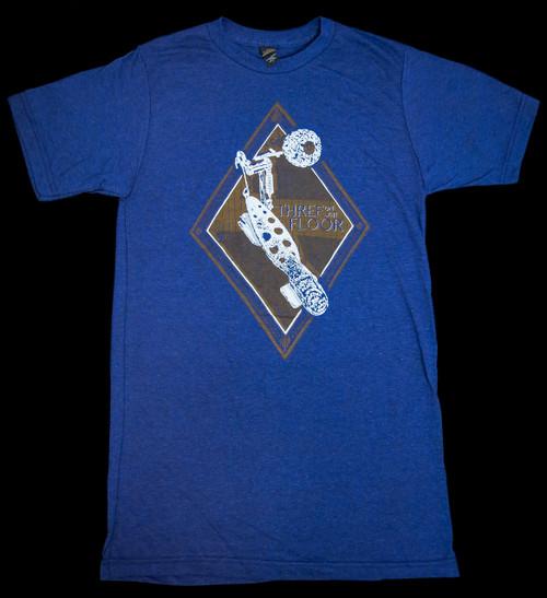 Shirt : Vintage Pedal Unisex Tee