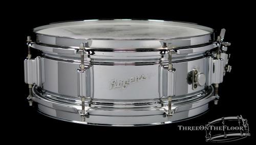 1966 Rogers Powertone Vintage Brass Vintage Snare Drum : 5 x 14 **SOLD**