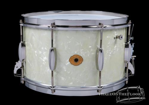 1937-43 Slingerland Radio King Vintage Snare Drum WMP : 8 x 14 **SOLD**