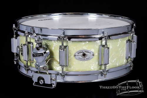 1964 Rogers WMP Dynasonic Snare Drum  :  5 x 14