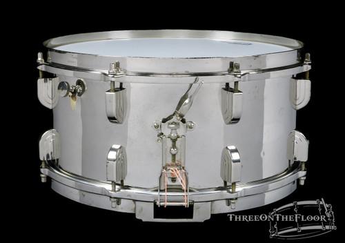 1940s Leedy Broadway Standard Model Snare Drum :  6.5 x 14