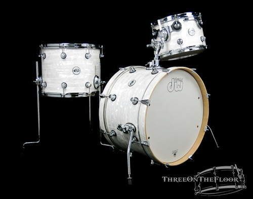DW : Drum Workshop Design Series Frequent Flyer Drum Kit WMP