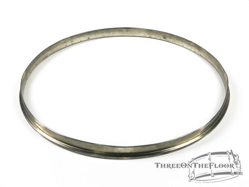 """1940s 50s Gretsch 14"""" Snare Drum Hoop Renown Model : HP14G"""