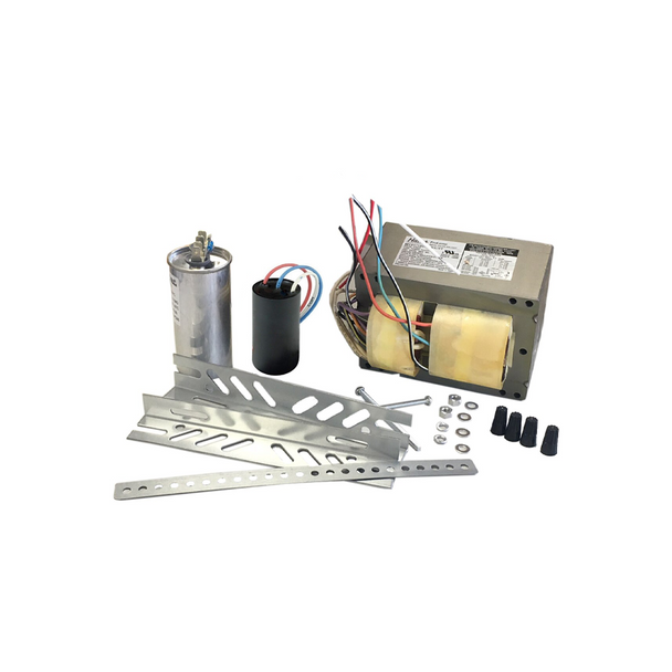 Halco 55186 - 1000W - Pulse Start - M141 - 120-480V | 5-Tap - Capacitor and Ignitor included - Core and Coil - Metal Halide Ballast