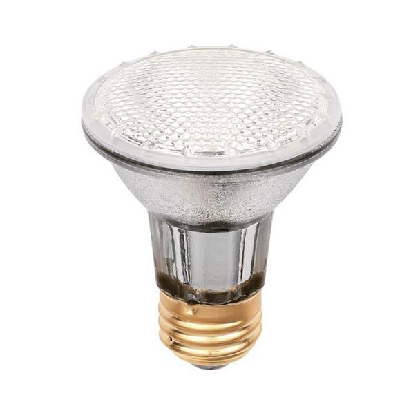 Sylvania 16105 39PAR20/HAL/FL30/2 - (2) Pack | 39 Watt - 120 Volt - 30° Beam - PAR20 - Halogen Lamp