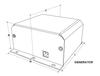 ILKB 40w Induction Electronic Ballast Power Supply 110-277v Kumho Electric Econergy KERL40WV 101504
