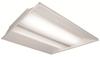 ILELL Series LED Recessed Light Fixture 2x2 ft. 40 watt 3000k DLC Certified Office Light