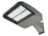 LKHC60-5K-A 60 Watt Shoebox Light Fixture, LED Parking Lot Light Fixture 250 Watt MH Replacement Arm Mount