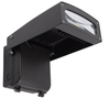 80 Watt LWPMAG Series LED Wall Pack Light Fixture Full Cut Off Beam Angle