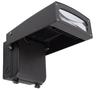LWPMAG25-5K 25 Watt LED Wall Pack Light Fixture Full Cut Off, Beam Angle