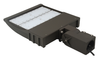 60 Watt 8100 Lumens LED Area Light Fixture with slipfitter mount ,LKHM Parking Lot Light Fixture 250 Watt MH Equivalent 5000K