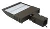 LKHM90-5K-S 90 Watt, 13000 Lumens LED Area Light Fixture with slipfitter mount, LKHM Parking Lot Light Fixture 400 Watt MH Equivalent 5000K