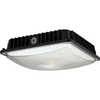LGD280-5K 80w LED Parking Garage Fixture for Surface and Canopy Mounting DLC Certified 9548 Lumens