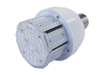 480 VAC 40 Watt LED Metal halide Replacement, Compact Design 5600 Lumen Output (E39/40) Base ETL Listed 5000K DLC