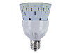 ICYB30-5K-L 30 Watt LED Corn Bulb, Post Light Replacement Bulb 3900 Lumen (E26/27) Base w\E39 Adapter ETL Listed 5000K DLC