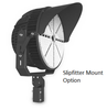 400 Watt LED Sports Light for Atheltic fields and sports arenas. High Power LED Array UL DLC