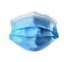 3-Ply Protective Face Mask with Ear Loops - 50 Pack.