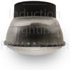 "IGF7 80w Induction Parking Garage Fixture / Aluminum 16"" Round Parking Lot light and Canopy Light Fixture"