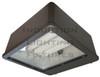 """FSDS400 400w Induction Shoe Box Light Fixture 23"""" Housing Smooth Reflector, Flood Light, Parking Lot Light 5000K"""