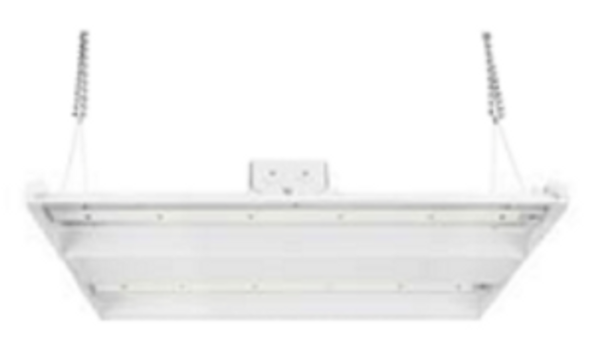Energy Consumption Dramatically Reduced by LED Highbays