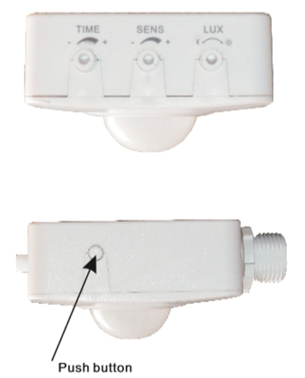 120°  Security PIR Infrared Motion Sensor LED Light Detector Switch ATF