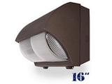 IW3 Series Induction Wallpack Fixture - Outdoor