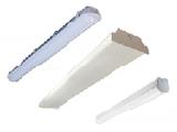 Linear LED Vaporlume, Strip & Wraparound Fixtures