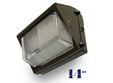 """IWPM Series Induction Wall Pack Light Fixtures 14"""""""
