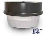 IGF3M Induction Canopy Light/Garage Light Fixture