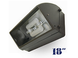 IW1 Series Induction Wallpack Outdoor Lights