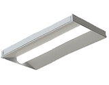 ILUX Series LED Troffer / Ceiling Grid Fixture