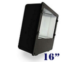 Induction Shoebox Area Light fixtures - FI Series