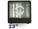 Induction Wide Angle Shoebox Fixture - FSW