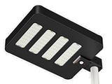 LASB Solar Shoe Box Light - PIR Sensor