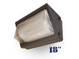 """IWP Series Induction Wall Pack Light Fixtures 18"""""""