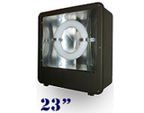 "FSD XL 23"" Induction Shoebox Light"