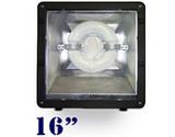 Induction Shoebox Flood Light Focal Reflector FSV