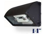 IW1M Series Induction Wallpack Outdoor Lights