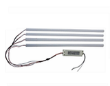 Fluorescent Light Retrofit w/ LED Strips - ILTR