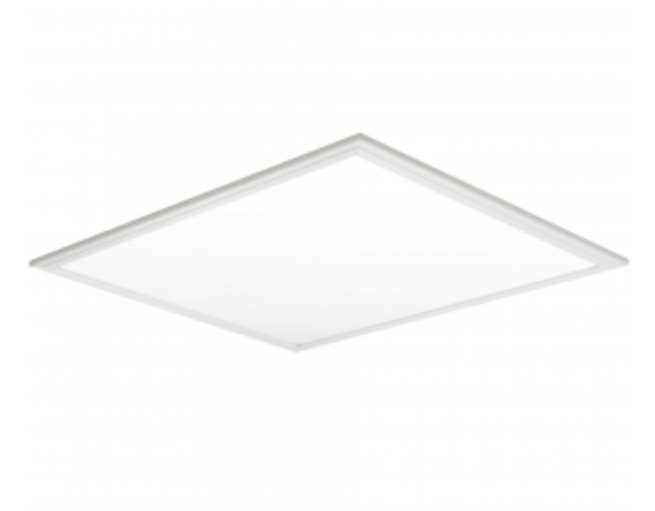 LED Slim Line Panel Light Fixture 2x2 ft. 40 watt 3000k DLC Certified