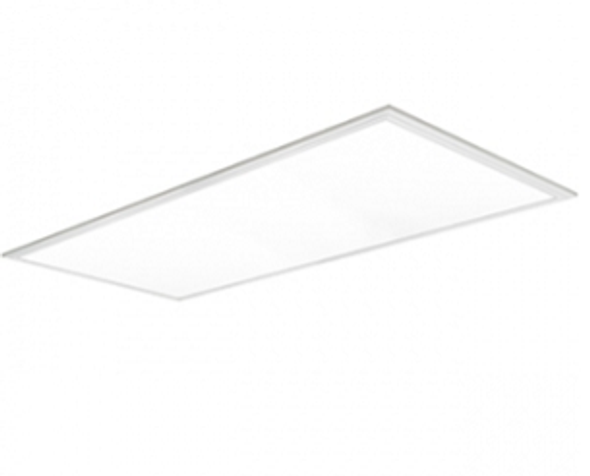 LED Slim Line Panel Light Fixture 2x4 ft. 50 watt 5000k DLC Certified