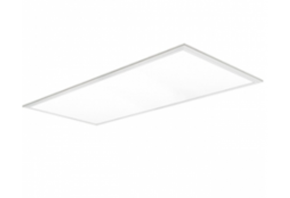 LED Slim Line Panel Light Fixture 2x4 ft. 50 watt 3000k DLC Certified