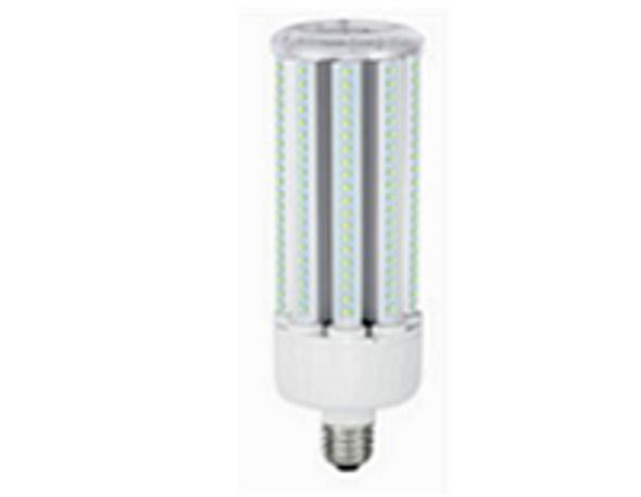 "28 Watt LED Corn Light Bulb, (E26/27) Base UL DLC Listed 2700K, Ballast Compatible, 6KV Surge Protection 150Lm/W ""Case Only"" 12/case"