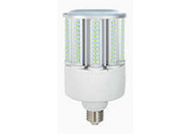 "27 Watt LED Corn Light Bulb, (E39/40) Base UL DLC Listed 5000K, Ballast Compatible, 6KV Surge Protection 150Lm/W ""Case Only"" 12/case"