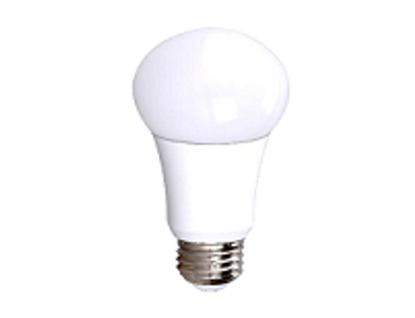 9w LED Energy Star Light Bulbs, (E26/27) Base 2.7K Color temp.  Case Quantity Only 24/case.  90 Watt incandescent equal