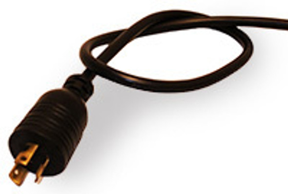 6 Foot Twist Lock 277 Volt Power Cord